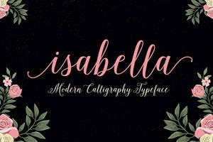 Isabella Script