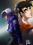 DBZ - What did they do to you Gohan?