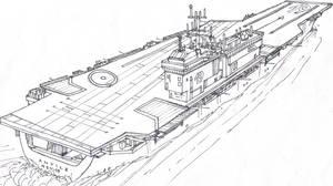 Antile-class Aircraft Carrier