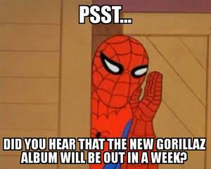 Spider-Man Whispering Meme