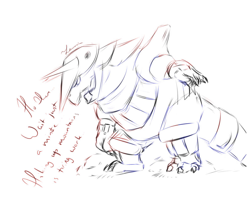 Out-of-Shape Aggron