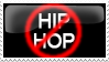 Anti Hip Hop Stamp by artFETISH