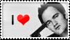 Tarantino Stamp by artFETISH