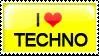 Techno Stamp by artFETISH