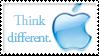 Apple Stamp by artFETISH