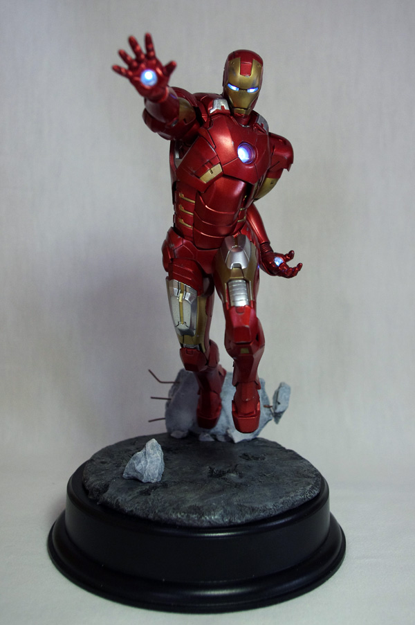 Iron Man MKVII 1/9 by 13essylu