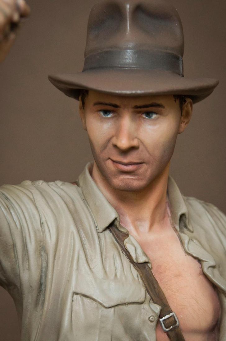 Indiana Jones 02 by 13essylu