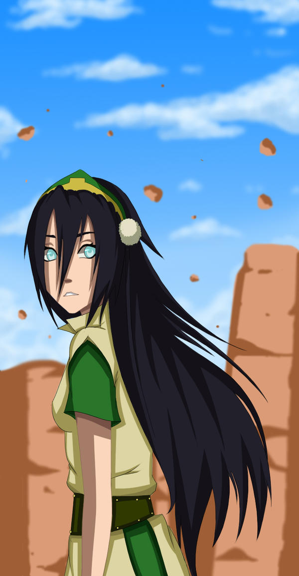 Toph Bei Fong By Chloeeh On Deviantart
