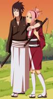 CM: Sasuke and Sakura