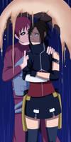 CM: Gaara and Tsuyuri by Chloeeh