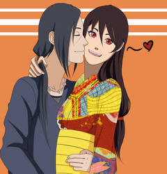 CM: Beniko and Itachi