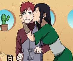 CM: Gaara and Mikan