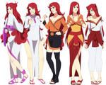 CM: Uzumaki Girls