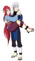 CM: Tobirama and Umeko