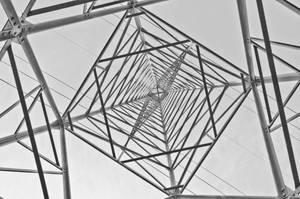 Inside The Pylon by JBord