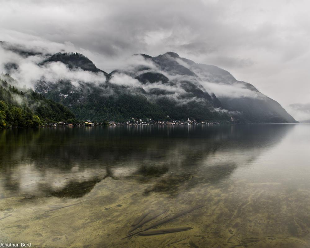 Lake Hallstatt by JBord