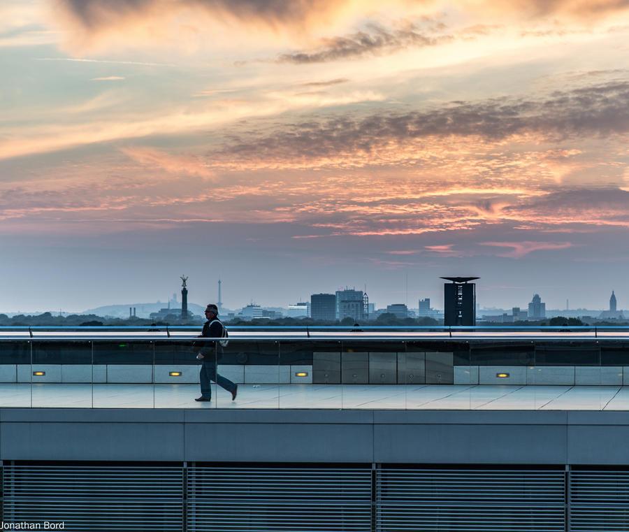 Berlin Reichstag Building by JBord