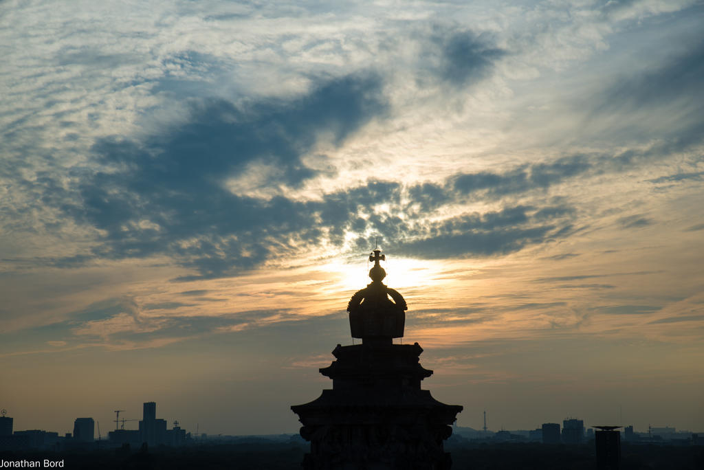 Reichstag Roof by JBord