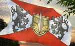 Flag of the Gallian Revolutionary Army by CJManson