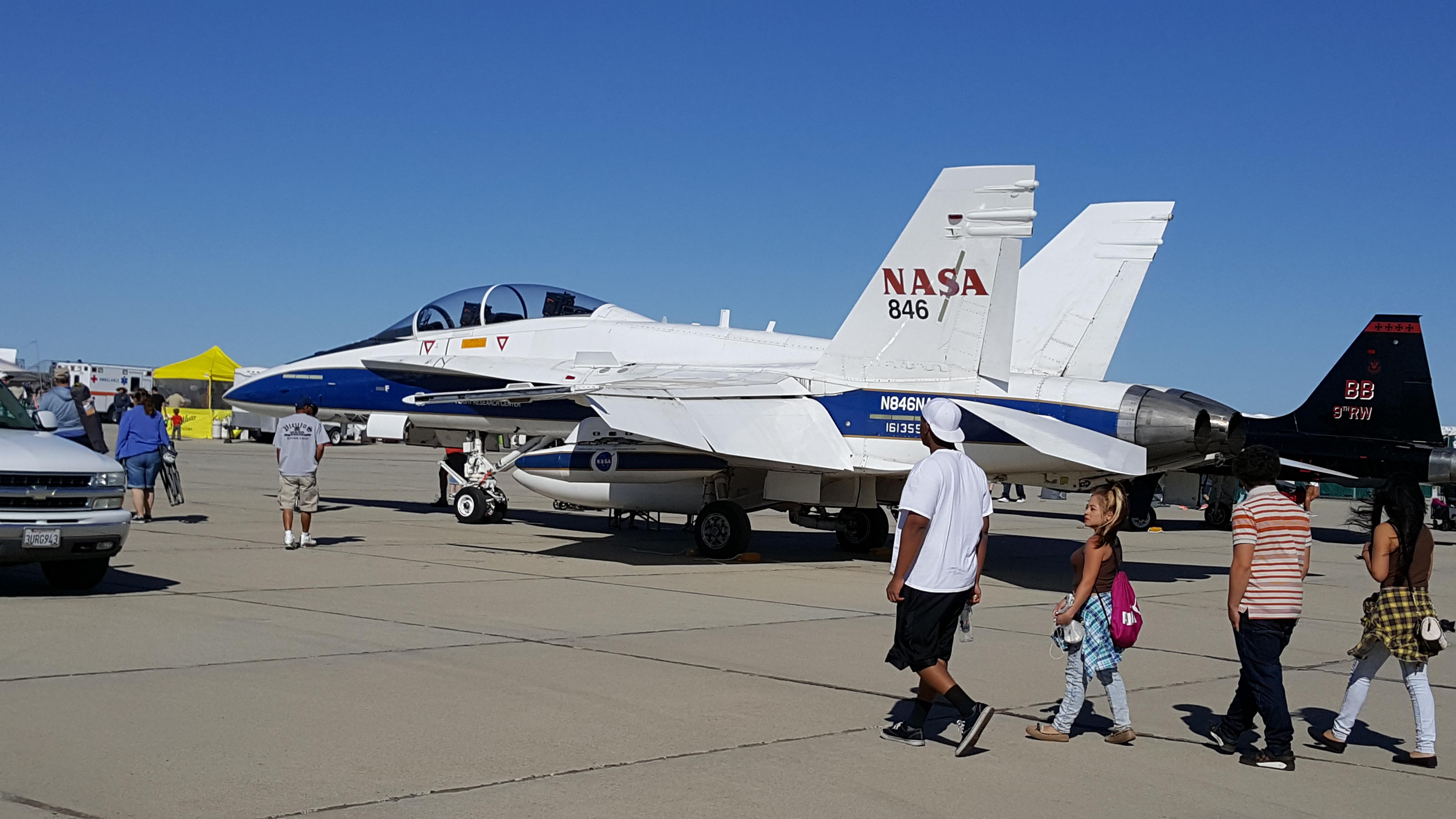 NASA F-18 Hornet by CJManson on DeviantArt