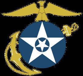 Osean Marine Corps Aviation Roundel