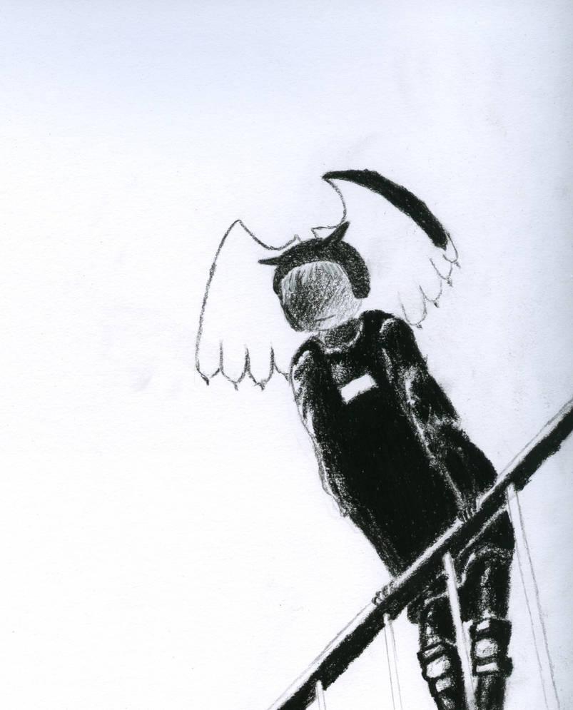 Kumi silhouette by Talon-Ofoalain