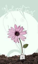 Tech flower