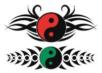 yin yang 2 by shadowmutt666