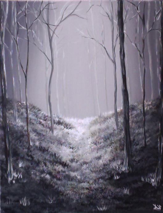 Shrouded Path by 17kearney17