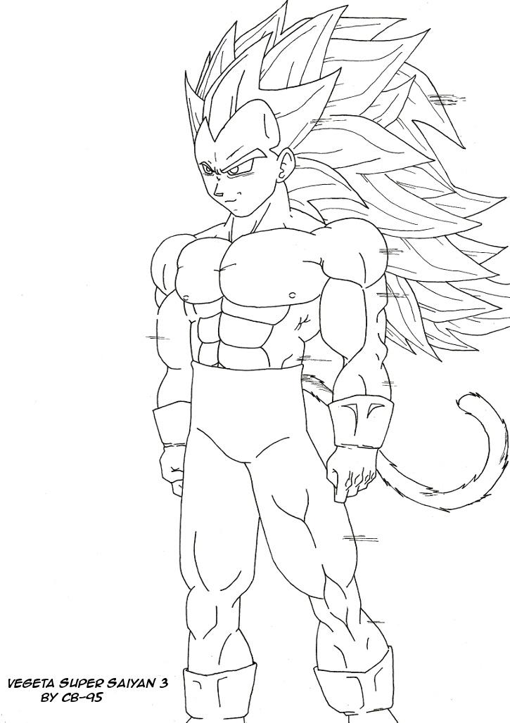 super saiyan god coloring pages - photo#30