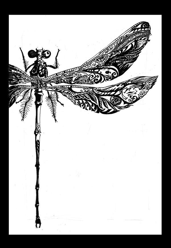 Odonata Zygoptera by Revicul