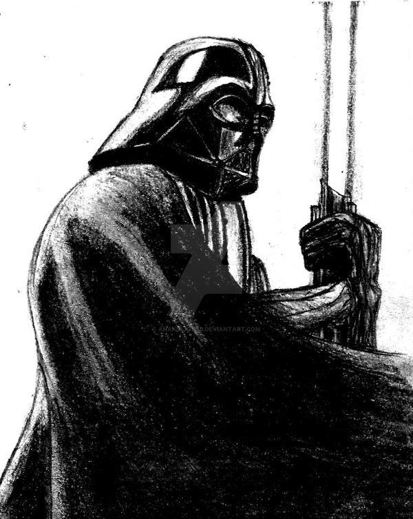 Darth Vader #1 by AnakinJones
