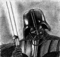 Darth Vader #2 by AnakinJones
