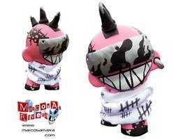Punk Crazy by MarcosARivera