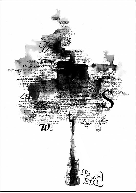 tpography tree by fikriye