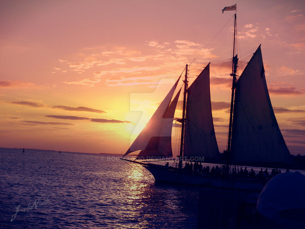Key west sun. by Boomagoo