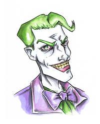 Clown Prince by piotrov