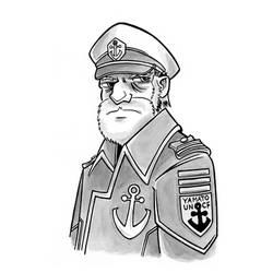 Admiral Okita