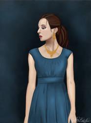 True Secret..Portrait. by Youholic