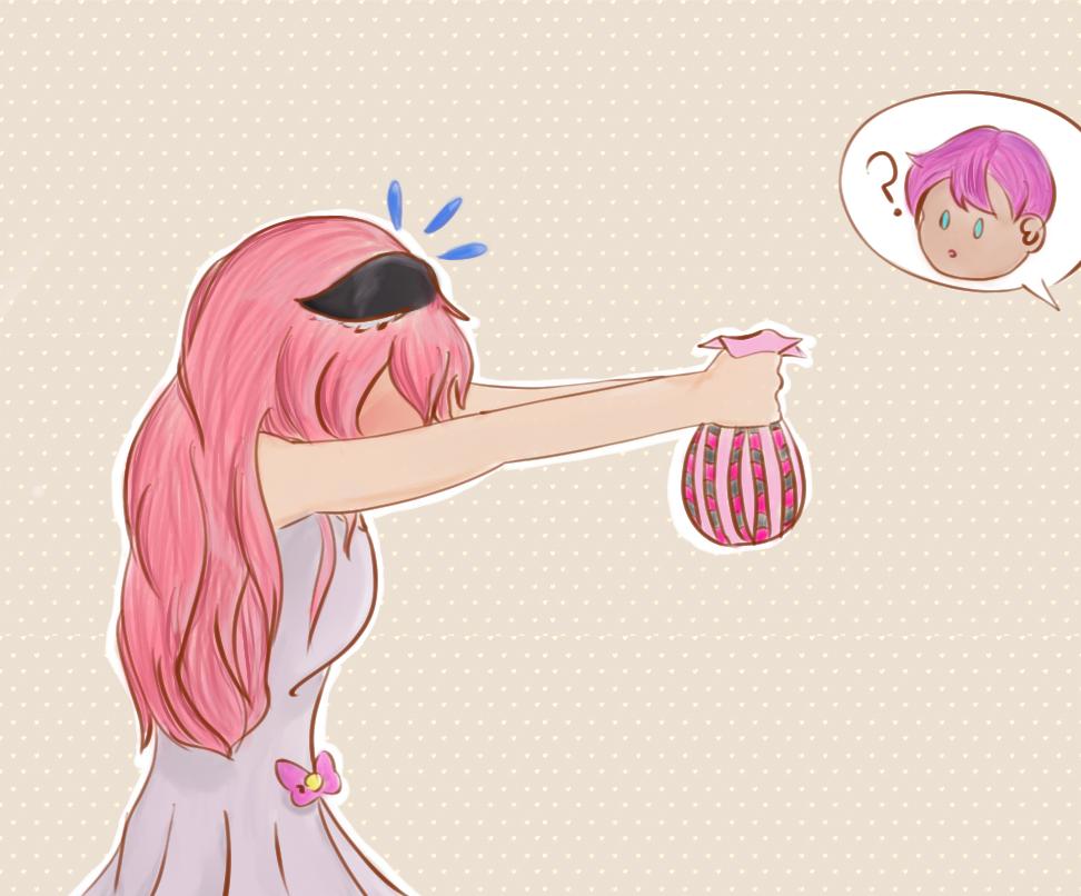 Kawaii~chan's Valentines by AmarisSeesTheStars on DeviantArt