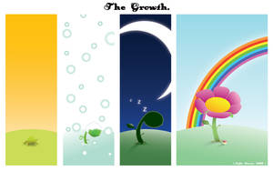 The Growth F by lightb