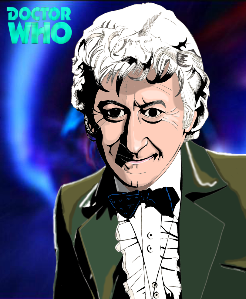 Galerry The 13th Doctor by truemouse on DeviantArt