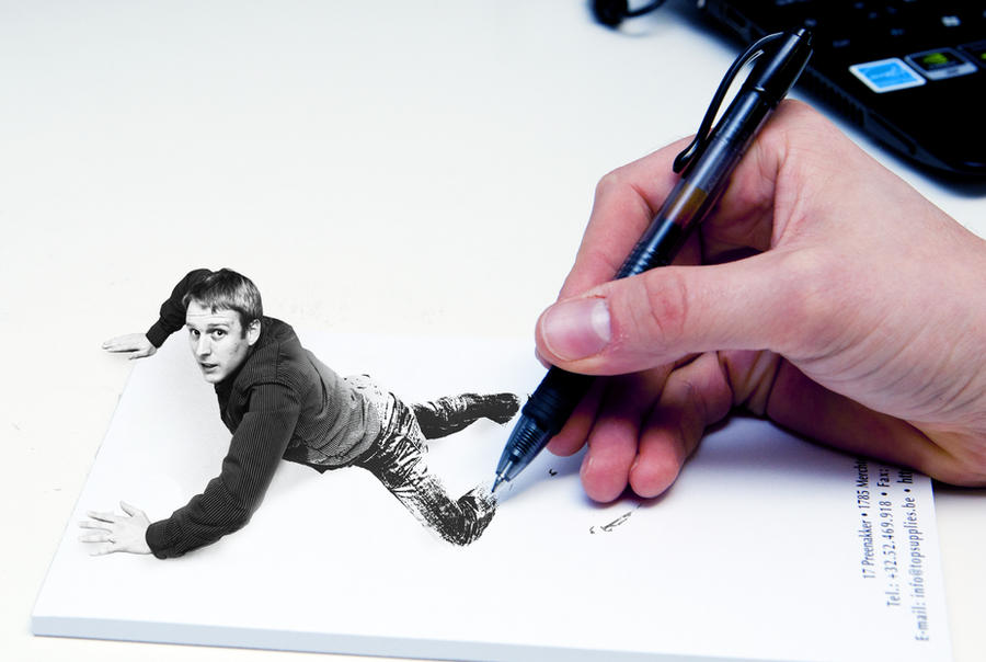 Drawing comes to life