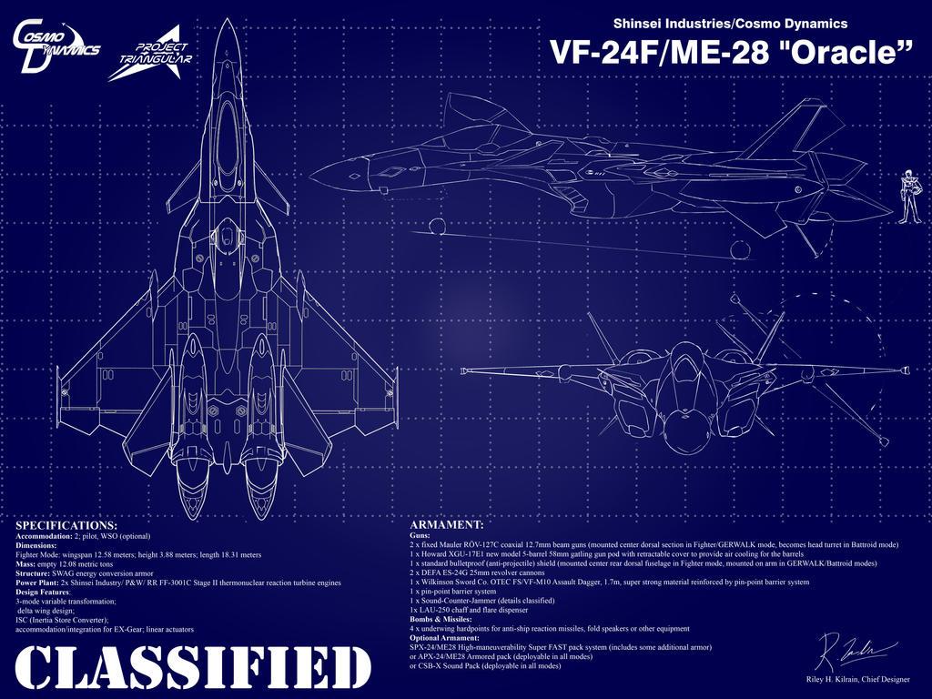 Macross elysium blueprints vf 24 oracle by kylefalconkpd on deviantart macross elysium blueprints vf 24 oracle by kylefalconkpd malvernweather Images