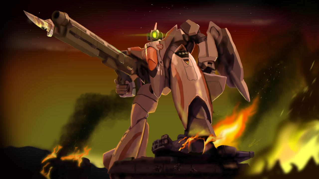 Macross: The Thunderbolt Legacy