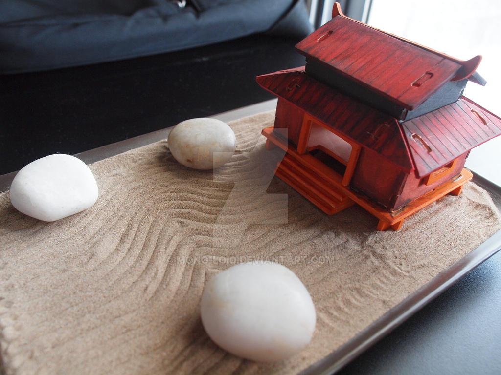 Mini Japanese Zen Garden By Mono Loid ...