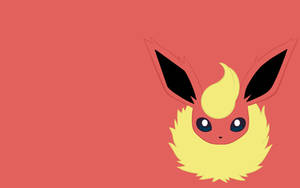 Flareon Wallpaper by Banana-Bear