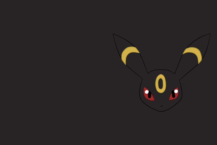 Umbreon Wallpaper by Banana-Bear on DeviantArt
