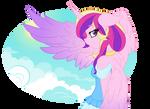 Anthro:Princess Cadence