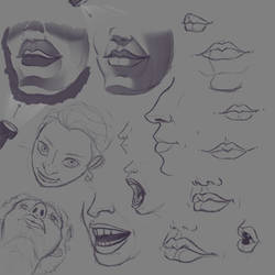 Mouth Practice